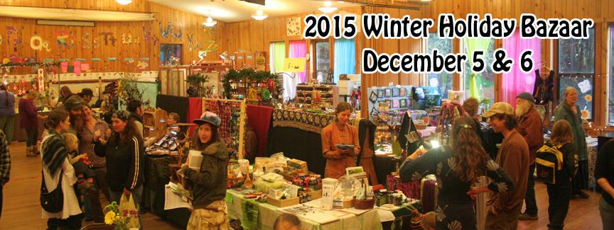 winter bazaar 2015