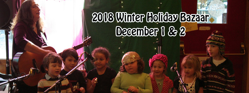 winter bazaar 2018