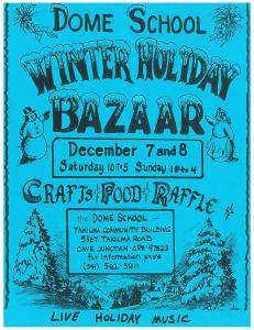 Winter Bazaar